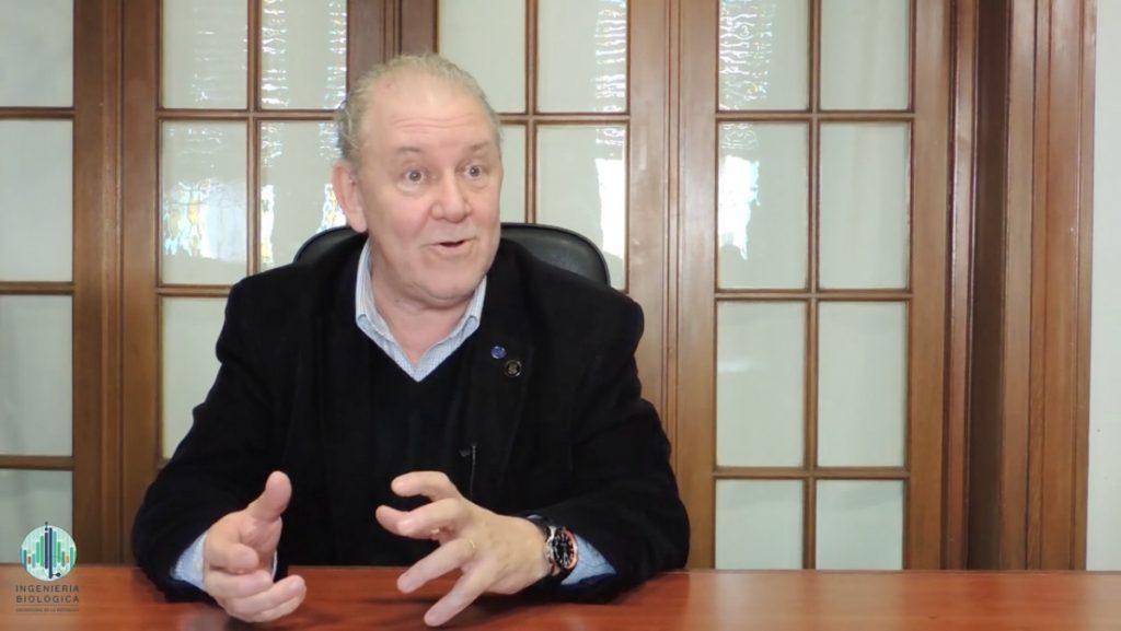 Entrevista Ricardo Armentano, PhD. Ingeniería Biológica