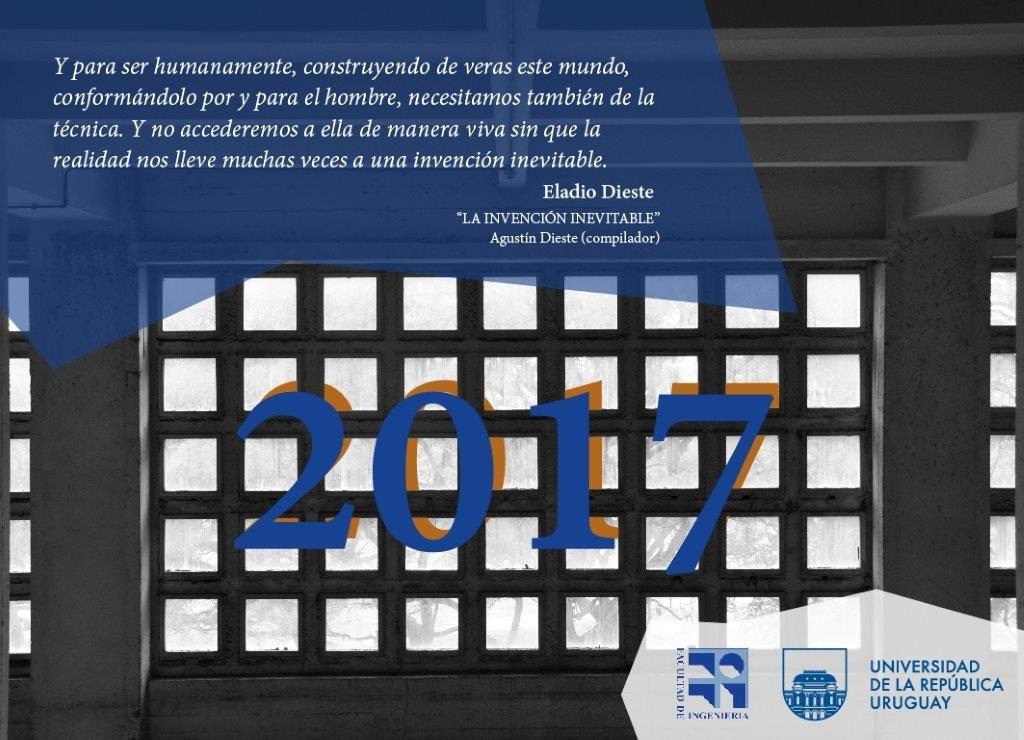Presentación del libro de FIng y Brindis de Fin de Año